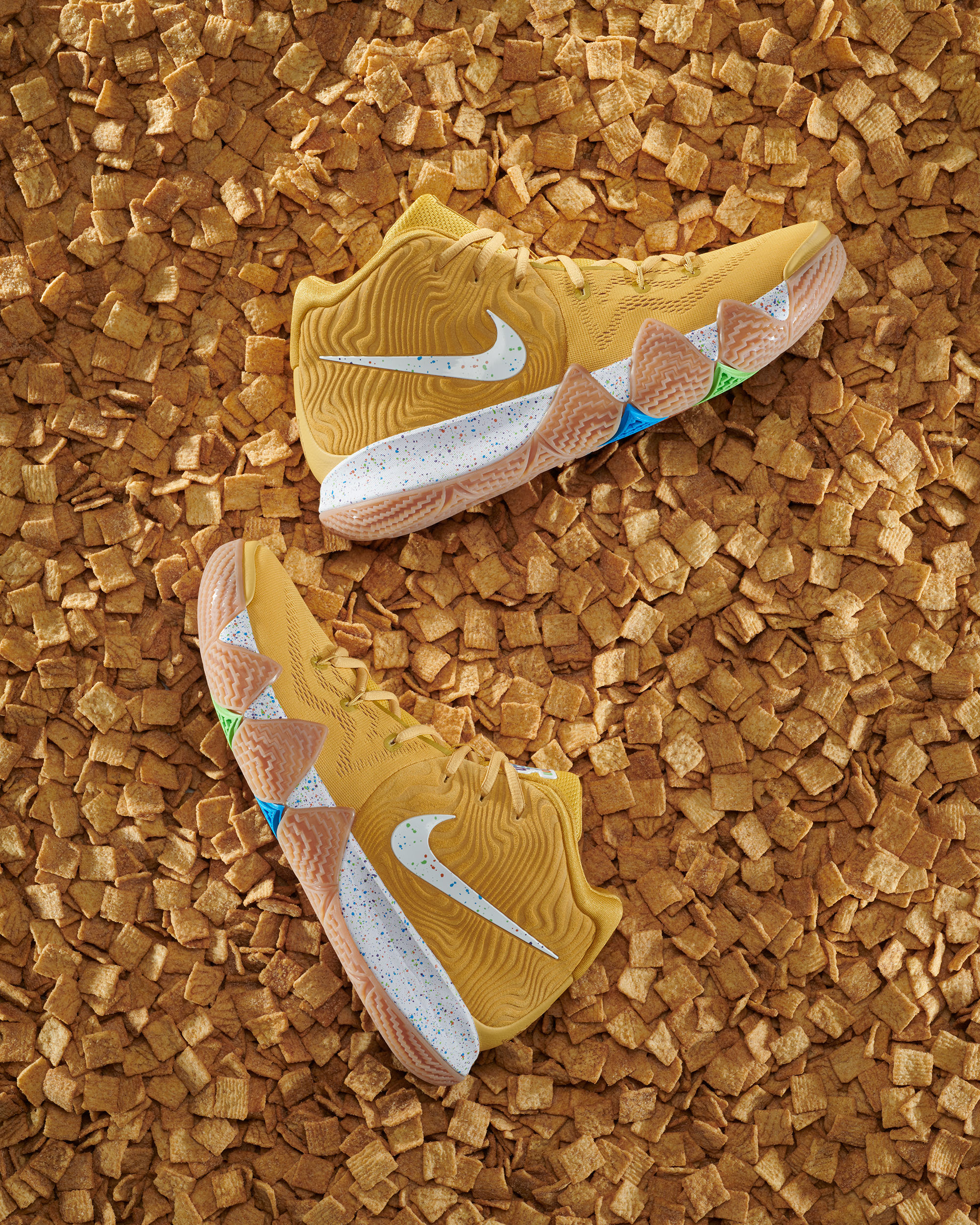 size 40 a1489 b0438 Nike Kyrie 4 'Cereal Pack' | Daniel Krueger